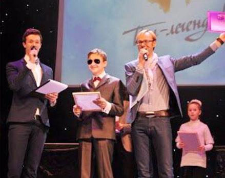 Прыхненко Олег на Фестивале-конкурсе