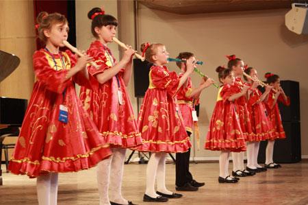 Фестиваль «Звуки России» прошел в г. Москве с 01 по 04 мая 2019 года